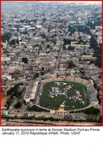 Haiti Soccer Stadium